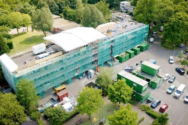 Renovatie en verduurzaming appartementen Zeist
