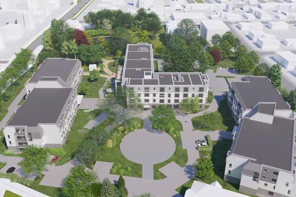 Verduurzaming appartementen Mariënburg Soest